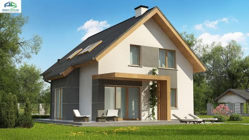 Типовой проект жилого дома Z44