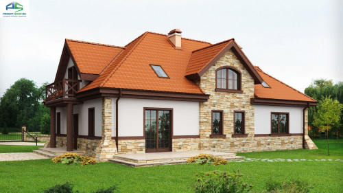 Типовой проект жилого дома z46