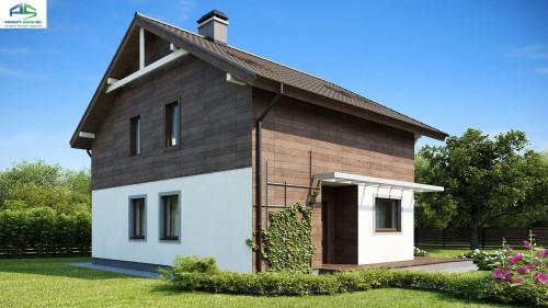 Типовой проект жилого дома Z47