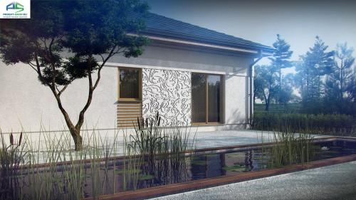 Типовой проект жилого дома z51