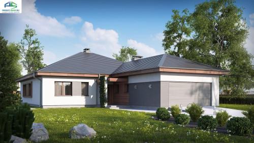 Типовой проект жилого дома z52