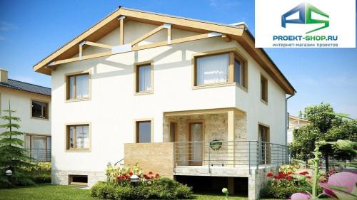 Типовой проект жилого дома Z53