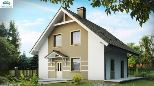 Типовой проект жилого дома Z62