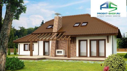 Типовой проект жилого дома Z67