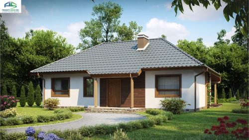Типовой проект жилого дома Z69