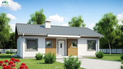 Типовой проект жилого дома Z7
