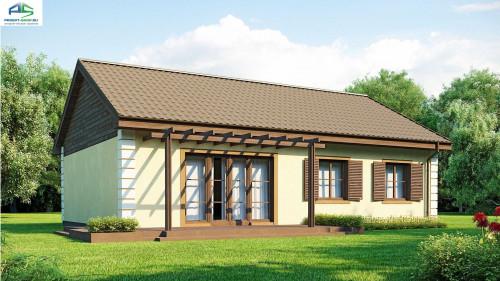 Типовой проект жилого дома Z8
