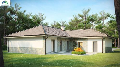 Типовой проект жилого дома Z80