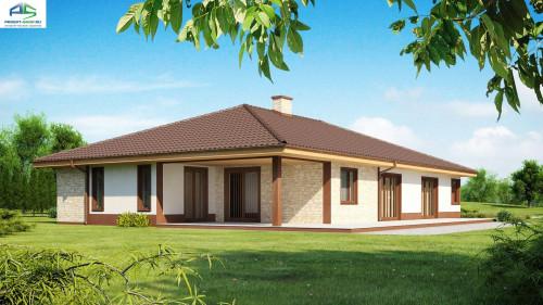 Типовой проект жилого дома Z82