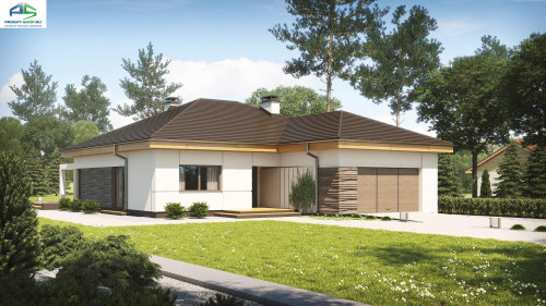 Типовой проект жилого дома z96