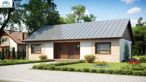 Типовой проект жилого дома Z98