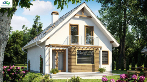 Типовой проект жилого дома Z99