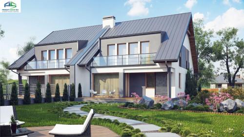 Типовой проект жилого дома zb15