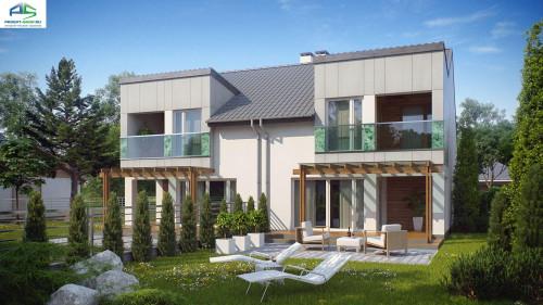 Типовой проект жилого дома Zb7