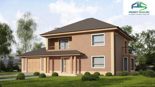 Типовой проект жилого дома zx12k