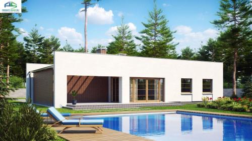 Типовой проект жилого дома zx13