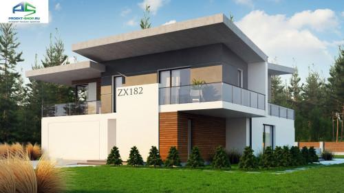Проект zx182