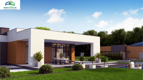 Типовой проект жилого дома zx185