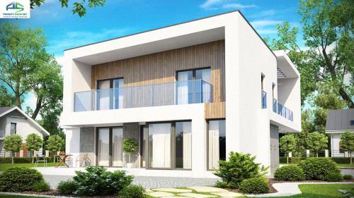 Типовой проект жилого дома zx39