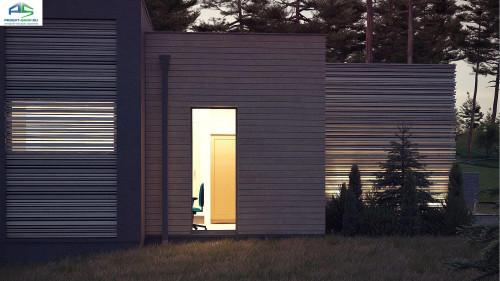 Типовой проект жилого дома zx65