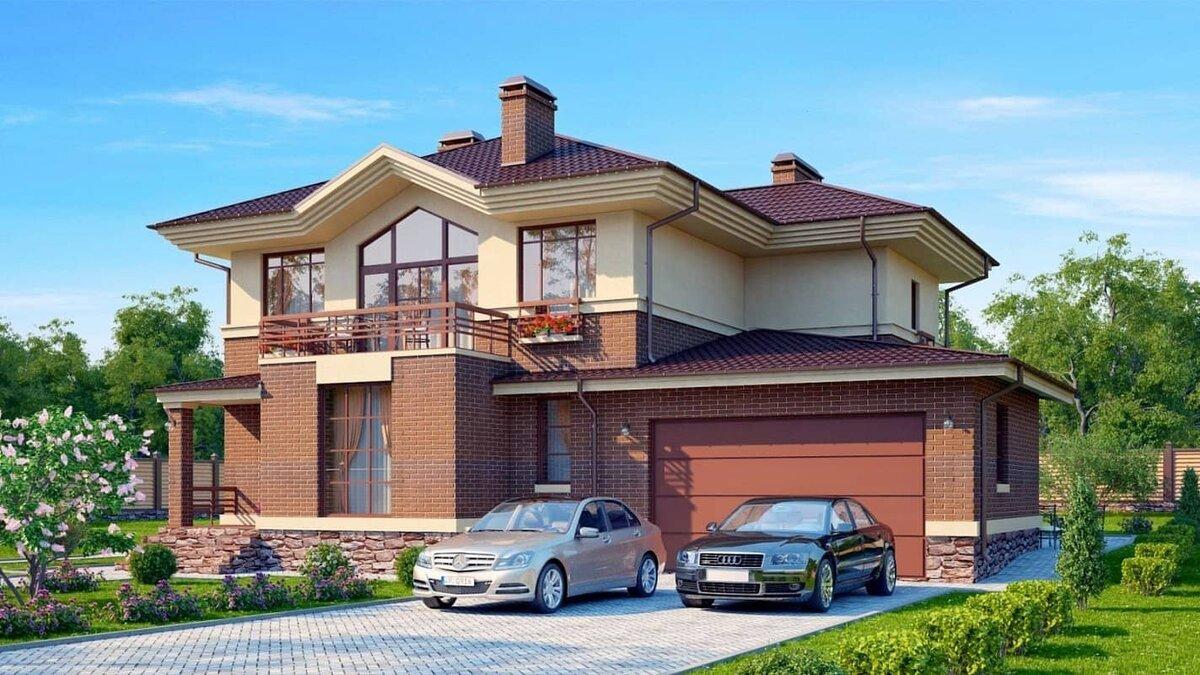 Проекты домов 300 кв.м