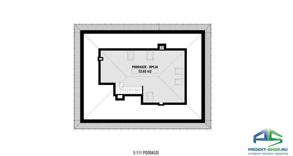 Планировка проекта E111