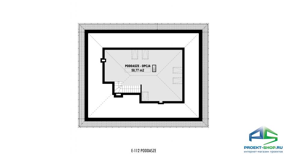 Планировка проекта E112