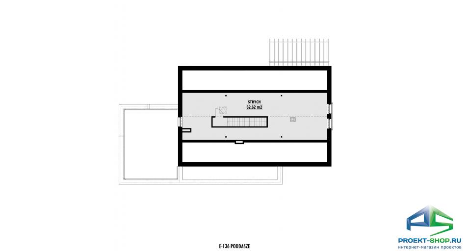 Планировка проекта E136