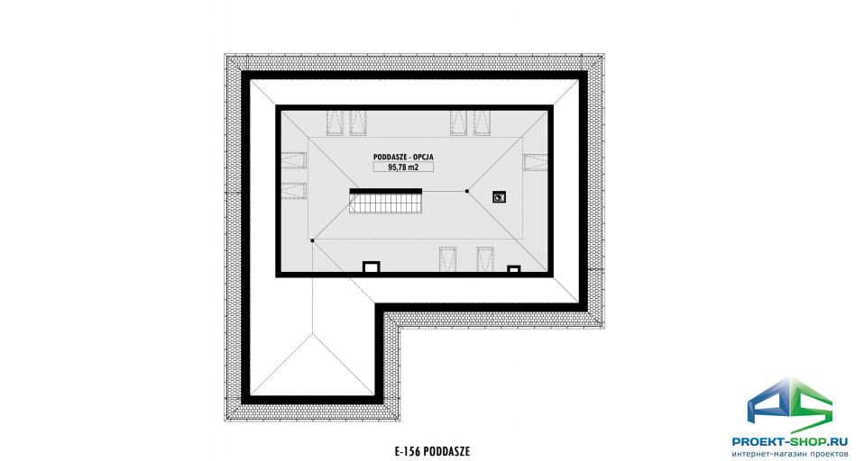 Планировка проекта E156
