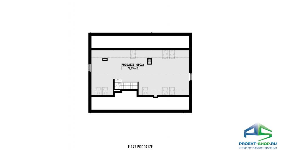 Планировка проекта E172