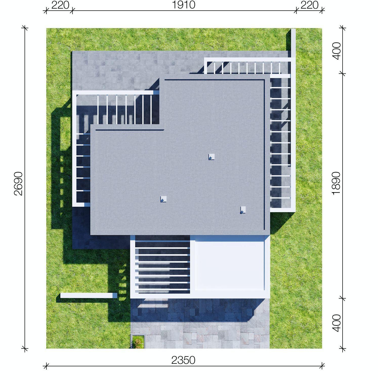 Планировка проекта k58