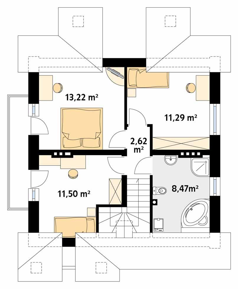 Планировка проекта 1-04
