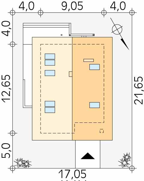 Планировка проекта 1-40