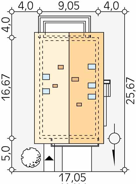 Планировка проекта 1-46