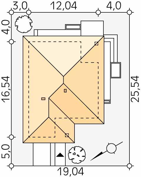 Планировка проекта 1-97