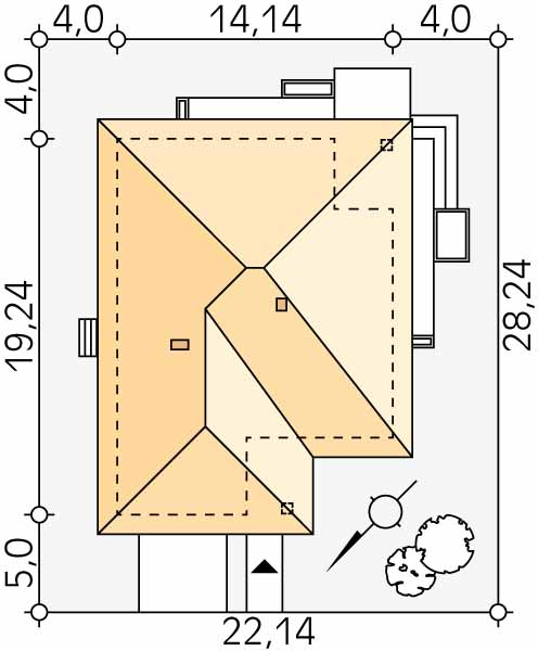 Планировка проекта 1-99