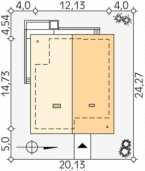Планировка проекта 1-114