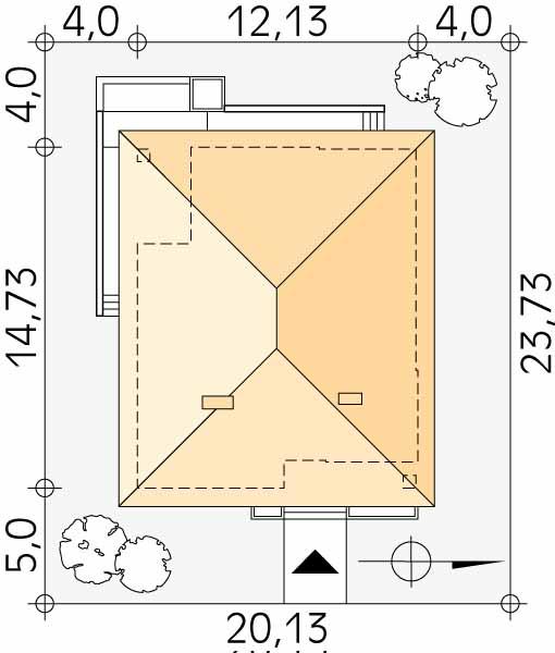Планировка проекта 1-115