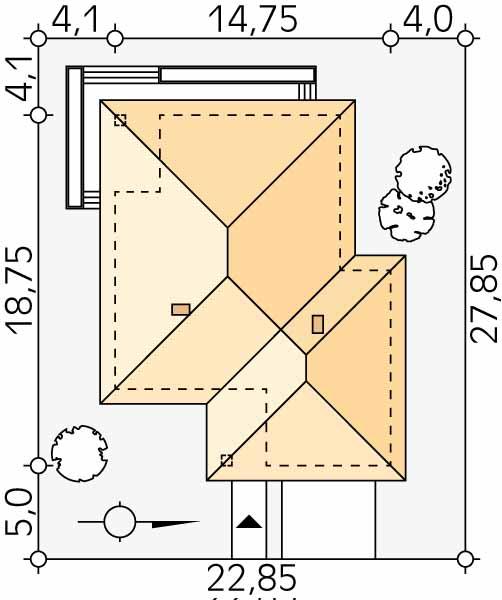 Планировка проекта 1-117