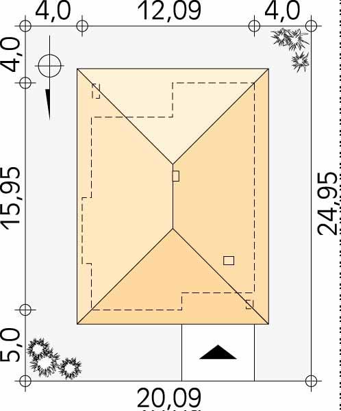 Планировка проекта 1-118