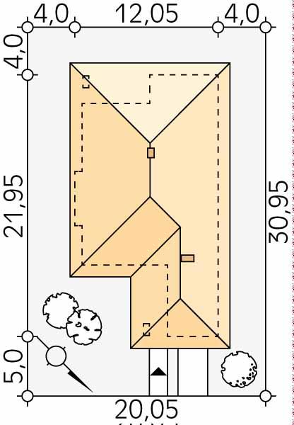 Планировка проекта 1-119