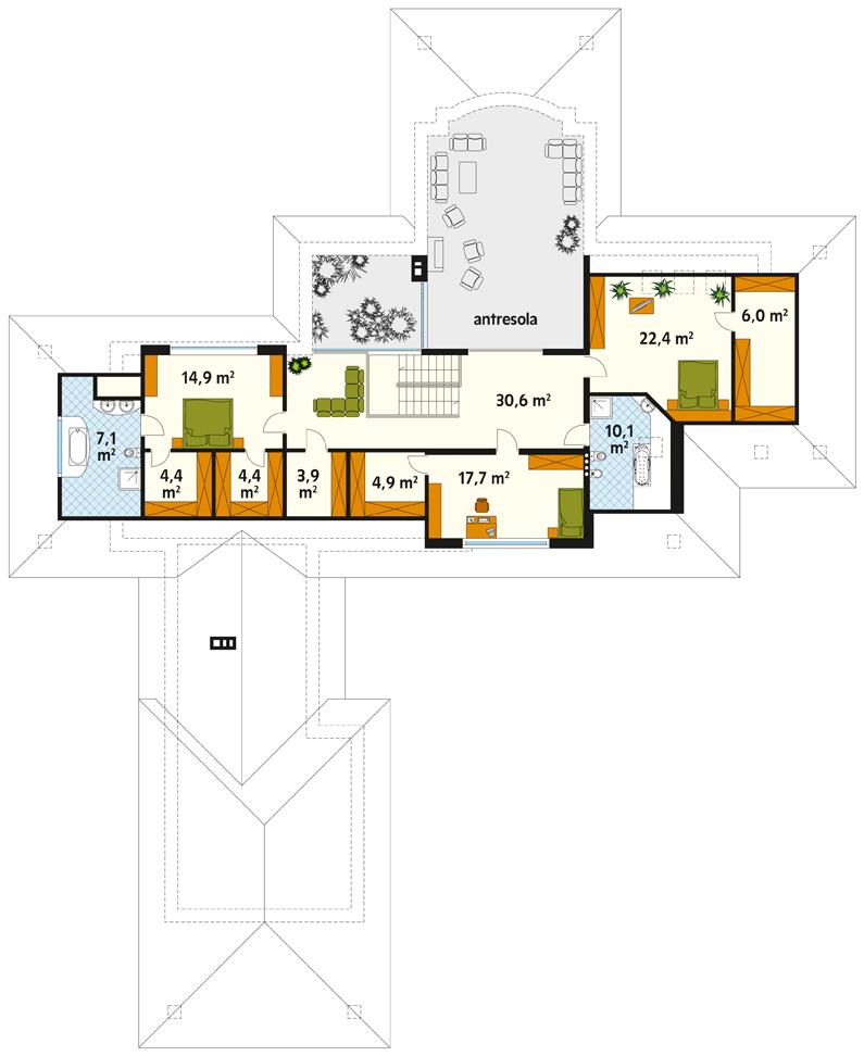 Планировка проекта 1-123