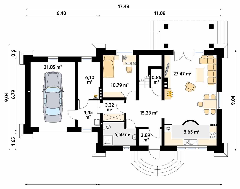 Планировка проекта 1-227