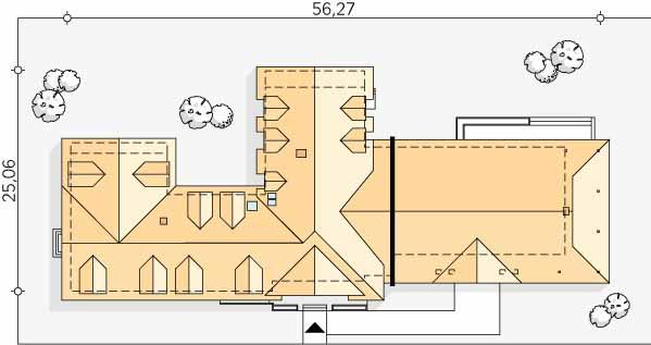 Планировка проекта 1-233
