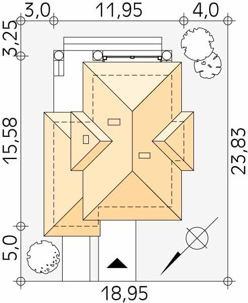 Планировка проекта 1-234