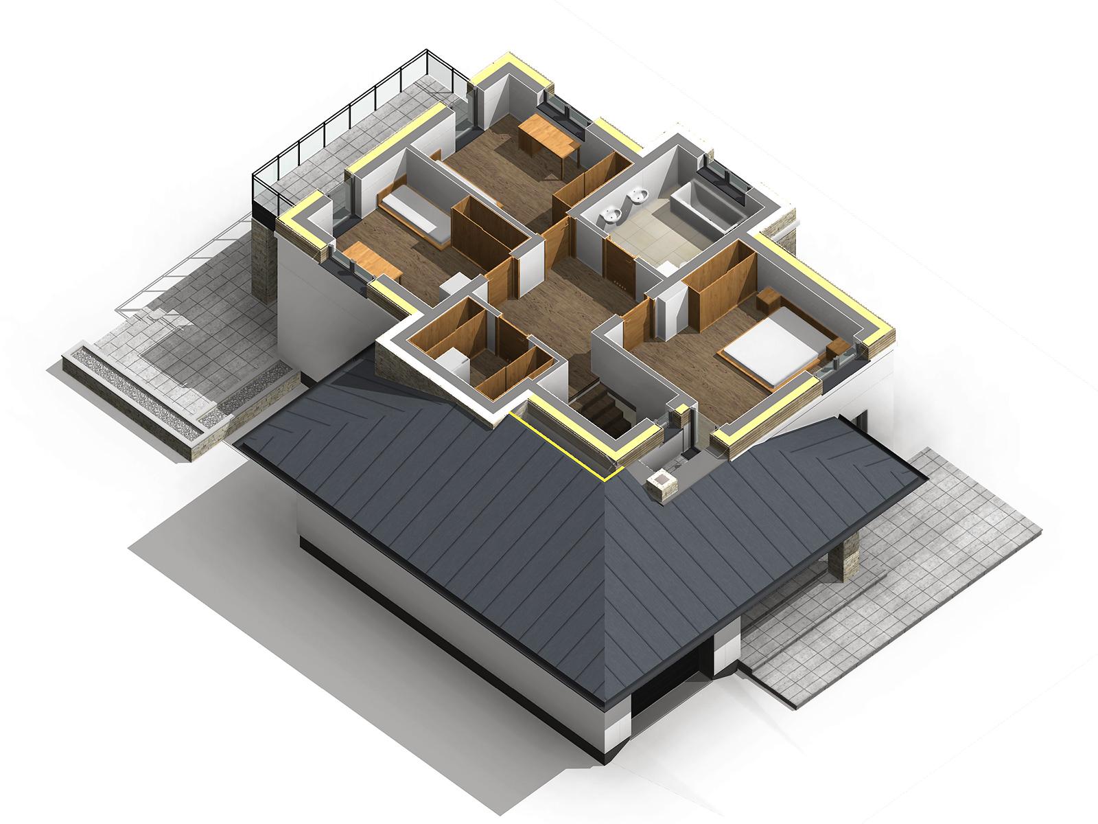 Планировка проекта 1-243