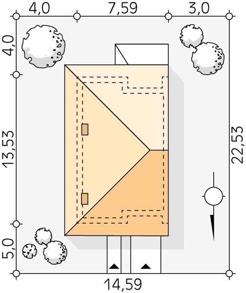 Планировка проекта 1-251