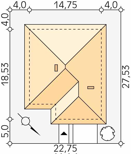 Планировка проекта 1-265