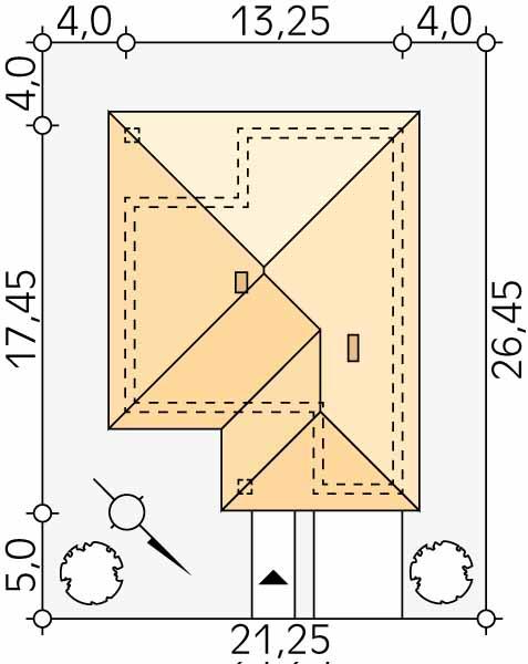 Планировка проекта 1-267