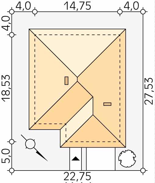 Планировка проекта 1-269